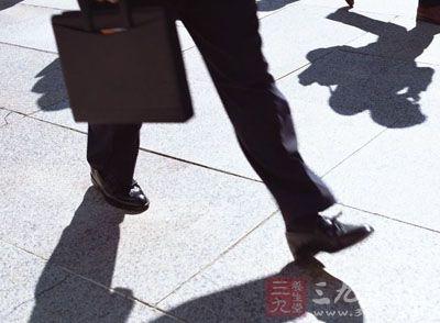 1種走路方法讓男性更健康圖片