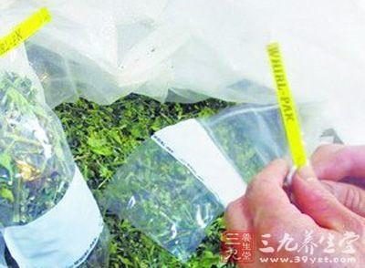 """台湾高雄""""问题茶""""农残超标120倍"""