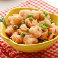 豌豆玉米炒虾仁 具体有哪些步骤