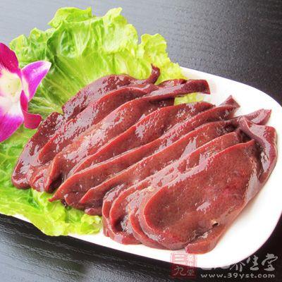 动物肝脏有很高的营养价值