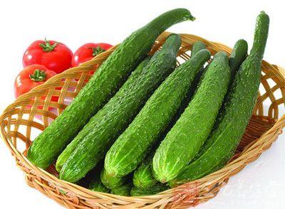 黄瓜的营养价值 吃黄瓜减肥的6个禁忌