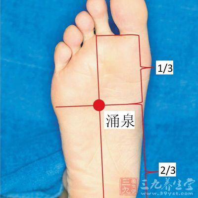 足浴按摩 10个自我按摩方法解除身体疲劳(11)