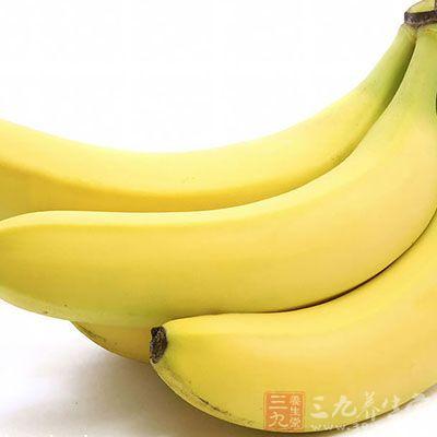 败火吃香蕉