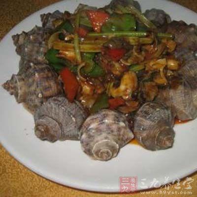 海螺哪些部位不能吃 死海螺能不能吃