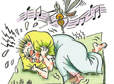 两类儿童疾病高发 蚊虫叮咬竟引发全身过敏