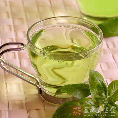 绿茶有防癌的效果