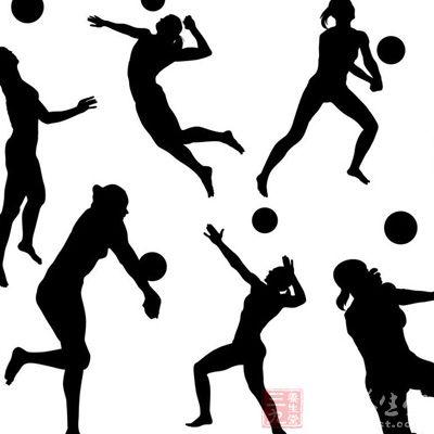 排球技术 掌握这几点玩转排球 10