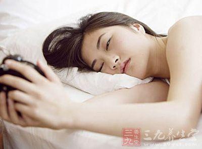 睡眠应该是让人精神十足的