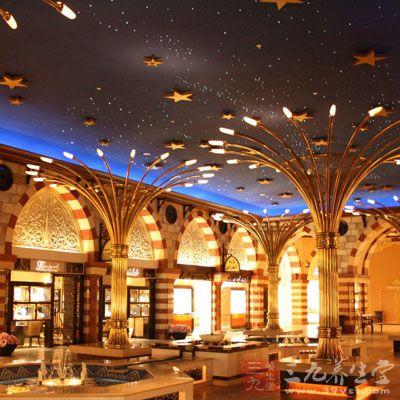 迪拜金字塔酒店