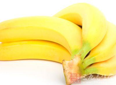 香蕉中的镁是个宝,尤其是可缓解熬夜人的疲劳感
