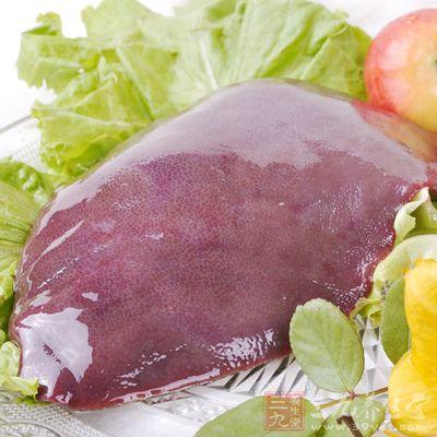 动物肝脏营养丰富