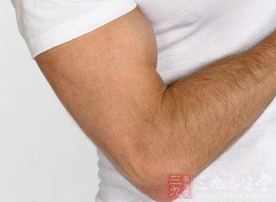 解剖   在桡侧腕伸肌肌腹与拇长展肌之间;有桡动脉分支及头静脉;布