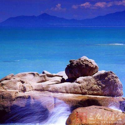 原海山奇观风景区,古称鳌山大小洞天