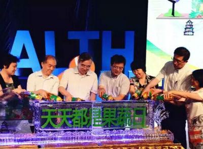 """""""中国健康知识传播激励计划(果蔬营养与膳食平衡)""""2015年项目启动会在北京举行"""