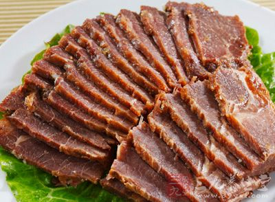 卤牛肉的做法 如何在家自制美味卤牛肉