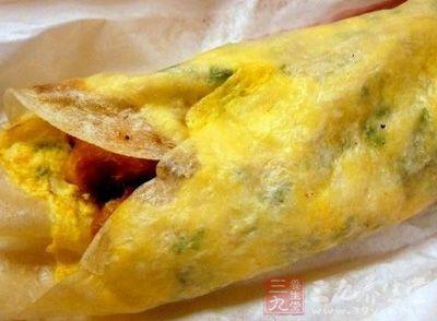 鸡蛋饼的做法 美味鸡蛋饼给你营养早餐