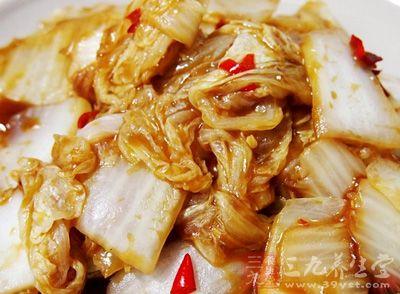 白菜的做法 美味白菜让您清凉滋润过一夏