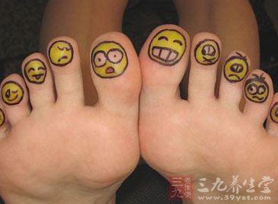 许多的疾病都是脚部出现问题所引起