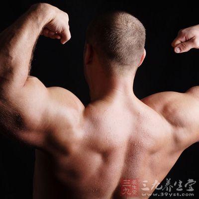 锻炼肌肉方法锻炼肉品大全男人(6)-三九全身卤制肌肉图片