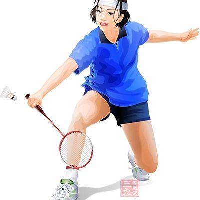 羽毛球技术 基本技术让你成为高手(11)