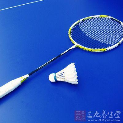 羽毛球技术 基本技术让你成为高手