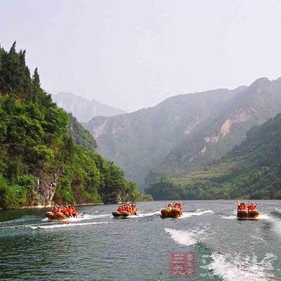 长江三峡风景名胜区