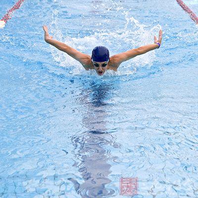 减肥游泳减肥游泳的怎样医院整形图片