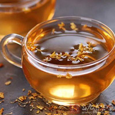 桂花茶的功效与作用 怎么喝桂花茶才能养生(4)
