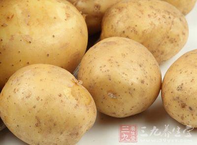 鲜土豆适量