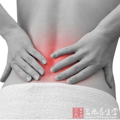 引发腰酸背痛