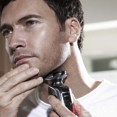 为男士护肤的关键环节