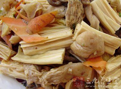 腐竹怎么做好吃 吃出不一样的腐竹