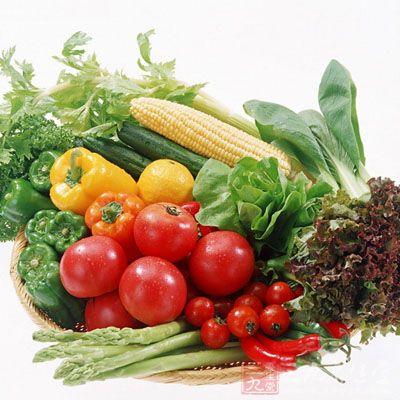 宜清淡为主,多吃蔬果,合理搭配膳食,注意营养充足