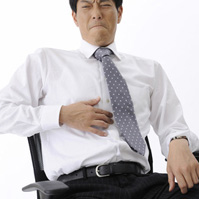 长年胃病竟是肝炎