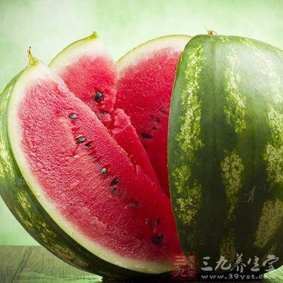 吃西瓜的注意事项