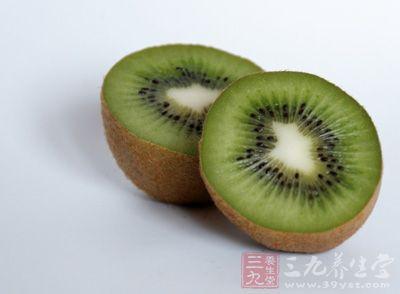 猕猴桃的作用 猕猴桃的营养价值
