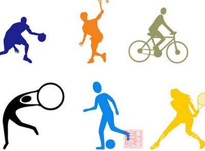 运动护理的图片素材