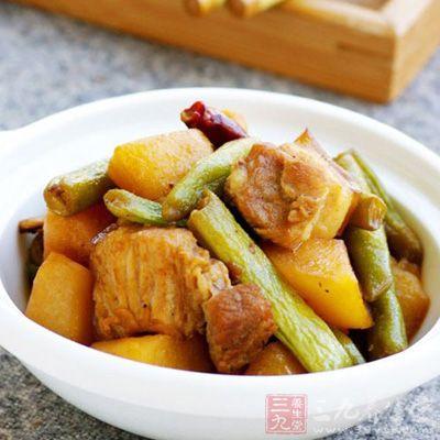 食谱炖家常好吃的孩子做法教给大家吃v食谱适合的豆角土豆图片