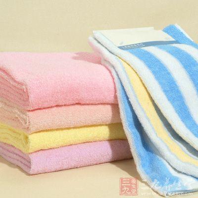 一条毛巾治疗女性10种病(1)