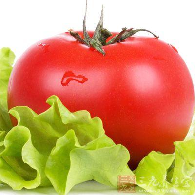 西红柿还含有香豆酸和氯原酸,它们在人体内有消除致癌物的作用