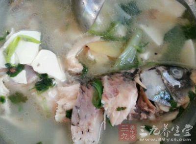 鲫鱼汤的做法孕妇 多喝多健康