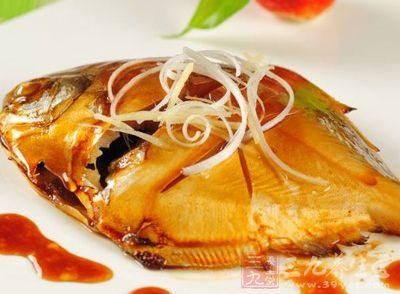 红烧鲳鱼的做法做法美味可口停不下来下饭大全不家常家常菜辣图片