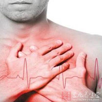 胸口痛可能是心脏病的早期症状