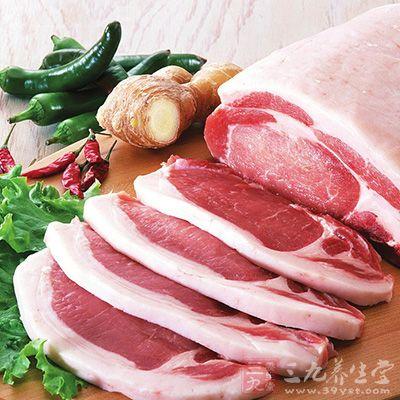 动物肝脏,血豆腐也有补铁生血的作用