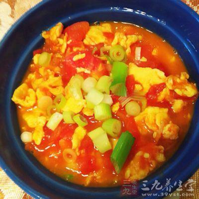 西红柿炒鸡蛋的做法最正宗的做法 味道不错(2