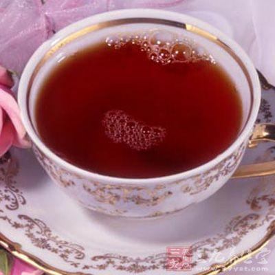 用料:红茶2汤匙