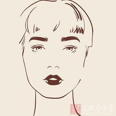 漫画脸素材图片