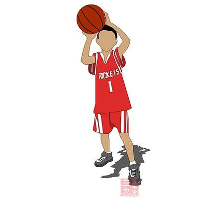 小孩可爱篮球头像