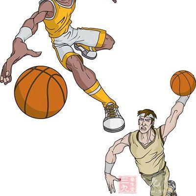 经常参加篮球运动锻炼可以提高人体各种身体素质