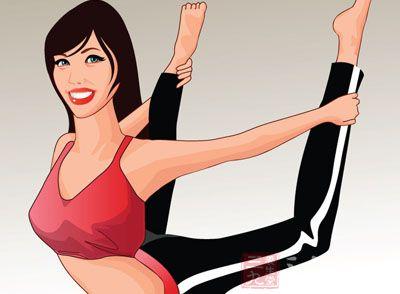 减肥瑜伽 四种简单的瑜伽减肥动作